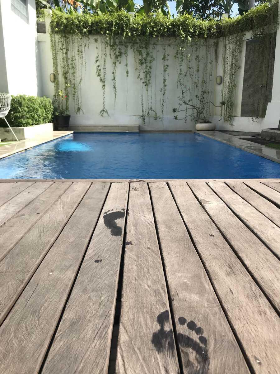 Ein Monat auf Bali mit diesem Pool