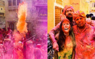 Unser Holi-Fest in Indien – Jaisalmer
