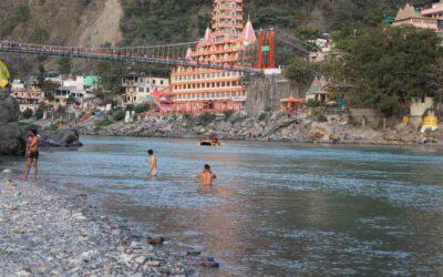 Reisen nach Rishikesh – Indiens Yogi Hauptstadt