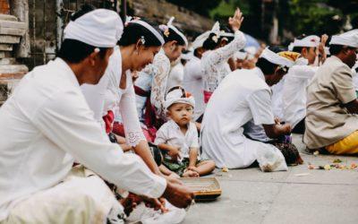 Spiritualität auf Bali