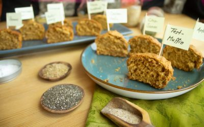 Vegan backen – 10 Alternativen im Muffin-Test