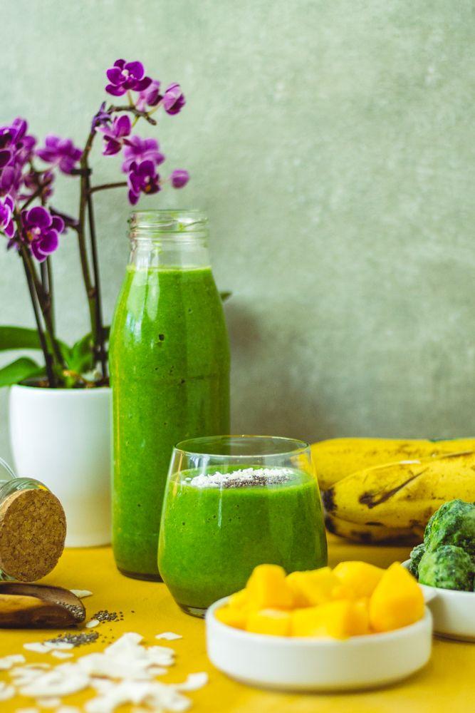 Leckere Vitaminbombe zum Frühstück.