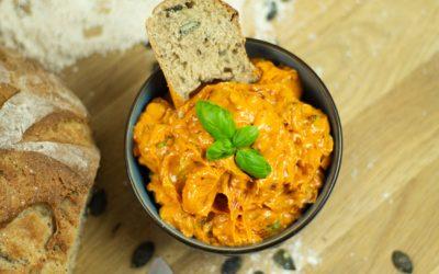 Mediterrane Tomatenbutter